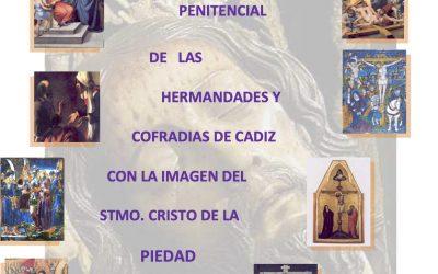 Solemne Vía Crucis Penitencial de las Hermandades y Cofradías