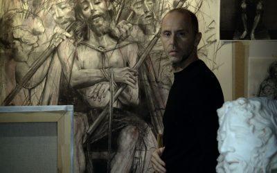 El artista gaditano Antonio Bernal Casamitjana (Antoine Cas) será el encargado de realizar el cartel de la Semana Santa de 2022