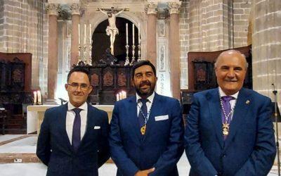 Jose Manuel García Cordero nuevo presidente de la unión de hermandades de Jerez